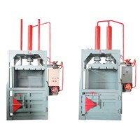 Hellobaler Vertical Packing Machine Waste Paper Balers Contact Now