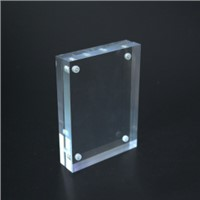 Acrylic Photo Frame, Sign Holder, Menu Holder, Leaflet Holder