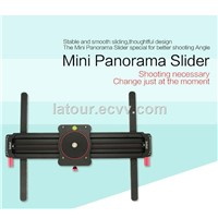 Camera Mini Manual Track Slider Follow Focus Camera Video Slider for Camera Shooting GT-MN80