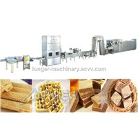 Complete Full Automatic Wafer Biscuit Product Line
