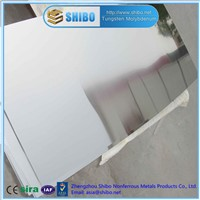 Factory Direct Sale High Purity 99.95% Molybdenum Sheet with Best Price