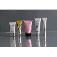 Glossy Aluminum Plastic Tube for Hand Cream