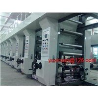 Automatic Computer High Speed 150m/Min Two Four Six Eight Ten Color Motor Gravure Rotogravure Printing Machine Price