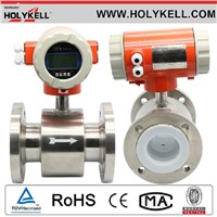 Holykell 4800E Electromagentic Flowmeter, Magnetic Water Flow Meter Price Waste Water Flow Meter