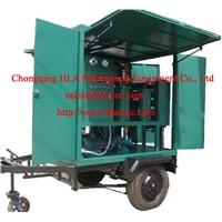 VPM Mobile Type Transformer Oil Insulating Oil Purifier Oil Filtration Oil Purification