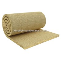 Rock Wool Blanket/Mineral Wool Roll Insulation/Rock Wool with Wire Mesh