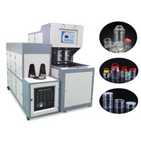 5L Semi-Automatic Blow Molding Machine(1Cav. /2Cav. )