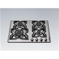Built-in Stainless Steel Gas Hob