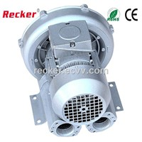 Heat Resistent Side Channel Blower for Plastic Processing