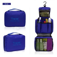 Foldable Hanging Travel Toiletry Bag for Women