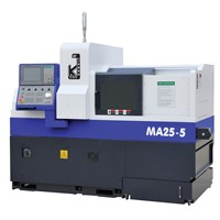 5 Axes Swiss CNC Precision Automatic Lathe