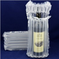 OEM Cheap Wine Air Bubble Cushion Bags Pack Shockproof for Wine Bottle