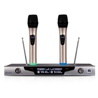 VHF Wireless Microphone System Various Transmitter Are Available