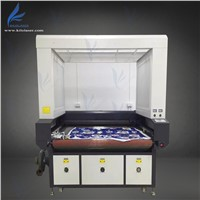 1812 Full Vision CCD Laser Printed Fabric Cutting Machine