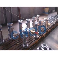 Forged Steel API 6D Double Block & Bleed Ball Valve