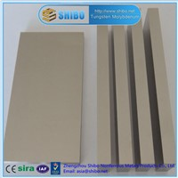 Factory Direct Sale High Purity 99.95% Molybdenum Plate with Best Quality