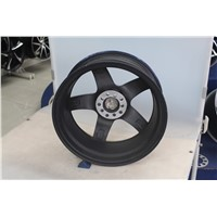 Multi Spoke Sport Car Aluminum Alloy Wheel with Size 17*7.0