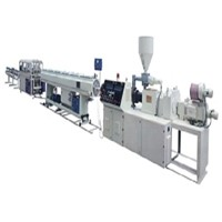 Twin Pipe Extrusion Production Line