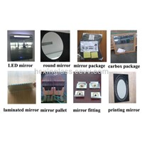 Sell TUV Certification of Sliver Mirro for Bathroom, Wall, Partition
