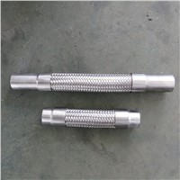 Factory Wholesale Stainless Steel SS304 Stainless Steel Bellow Hose