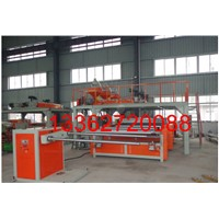Two Layer Plastic LDPE Air Bubble Film Machine for Packaging 1500mm