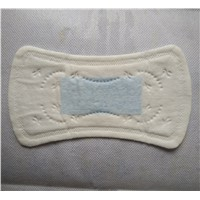 Sanitary Napkin with Cotton Surface Japan SAP Breathable Bottom Film