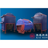 1500KW Waste Heat Recovery Boilers Power Plant Boilers
