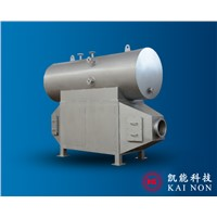 Natural Circulation Hot Tube Exhaust Gas Boiler, Steam Boiler for 300/500KW Generator Sets Heat Recovery