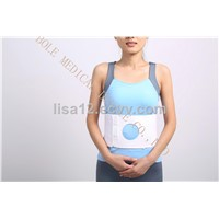 Medical Care Ostomy Abdominal Brace for Woman, Medical Protection for Colostomy Patients