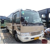 Used Toyota Coaster Bus for Cheap Sale