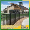 New York Front Yard Steel Fence Los Angeles Metal Fence Manufacturer