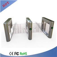 Swing Turnstile Gates for Entrance Pedestrian Flow Access Control