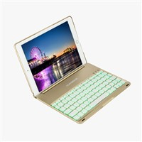 7colors Backlit Bluetooth Keyboard with Case Cover SLBK-14