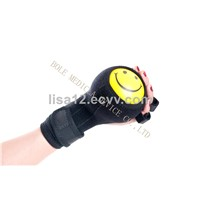 Egg Shaped Hand Therapy Ball Rehabilitation Wrist Finger Recovery Trainer