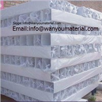 Plastic Pipe - PVC Rectangular Pipe for Water Supply