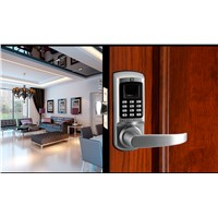 Electronic Keyless Hotel Door Lock Fingerprint Code Door Lcok