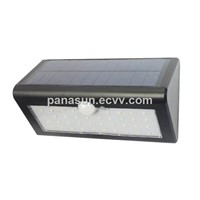 Solar LED Light, Solar Wall Light, Solar Light with Sense Control