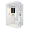 Customized Professional Prefabricated Modular Bathrooms/Cabins/Enclosures, Integrated Shower Room