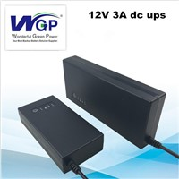 Small Size WiFi Modem DC UPS Home Lithium Backup Mini Uninterrutible Power Supply for Security Networking