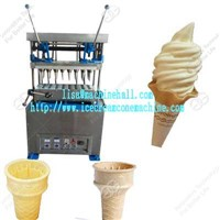 Ice Cream Cone Maker Machine Supplier