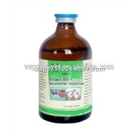 Butafosfan 10% & Vitamin B12 Injection for Veterinary Product