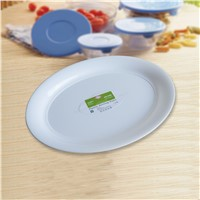 Custom Made Modern Oval Shaped Plastic Polypropylene Plate Maker