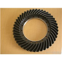 High Precision Quality of Spiral Bevel Gear
