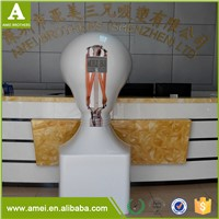 Vacuum Forming Light Bulb Display Stand For Advertising