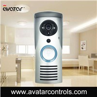 WiFi Doorbell Phone Wireless Viewer without Wire Built-in Battery