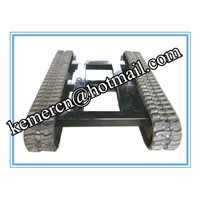 Rubber Track Undercarriage Rubber Crawler Undercarriage (Rubber Track Chassis)