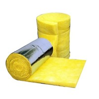 Fiber Glass Wool for Roofing 1200*5000*25mm Blanket