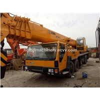 Chinese Construction Crane, Used XCMG QY70K 70tons Truck Crane, Hydraulic Second-Hand Mobile Crane