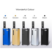 2017 New Cbd Vape Pen Battery, Electronic Cigarette Mystica Start Kit