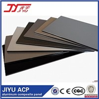 4mm Exterior Wall Aluminum Composite Panels